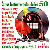 Éxitos Instrumentales de los 50 - Grandes Orquestas Vol. 2 by Various Artists