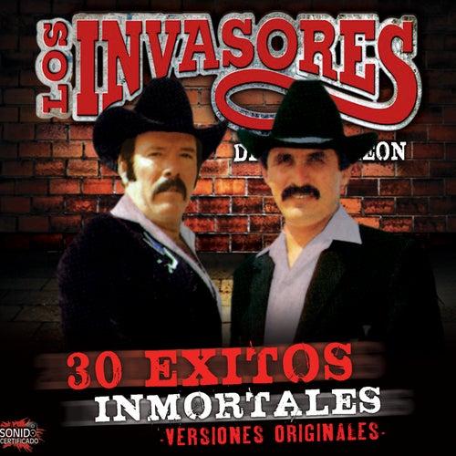 30 Exitos Inmortales by Los Invasores De Nuevo Leon