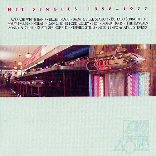 Atlantic's Hit Singles 1958-1977 by Various Artists