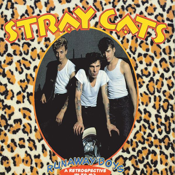 Stray Cats - Rockabilly Rules: At Their Best... Live
