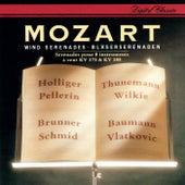 Mozart: Serenades Nos. 11 & 12 von Holliger Wind Ensemble