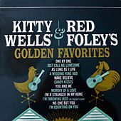 Golden Favorites by Red Foley Kitty Wells