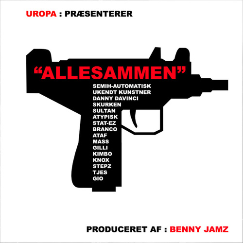 Allesammen by various