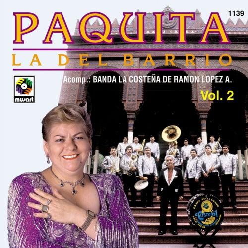 Paquita La Del Barrio Con Banda La Costeña by Paquita La Del Barrio