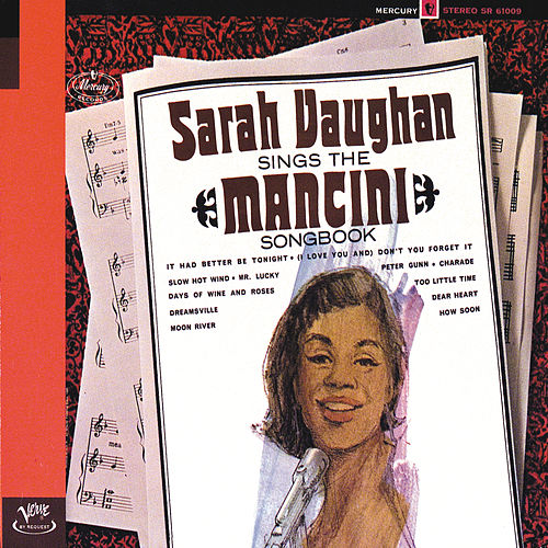 Sings The Mancini Songbook by Sarah Vaughan