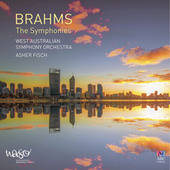 Brahms: The Symphonies by West Australian Symphony Orchestra