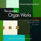 Bach: The Complete Organ Works, Vol. 2 (L'Orgerlbülchlein & 24 Chorals Kirnberger) by Various Artists