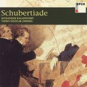 Schubertiade by Taeko Szedlak-oshima