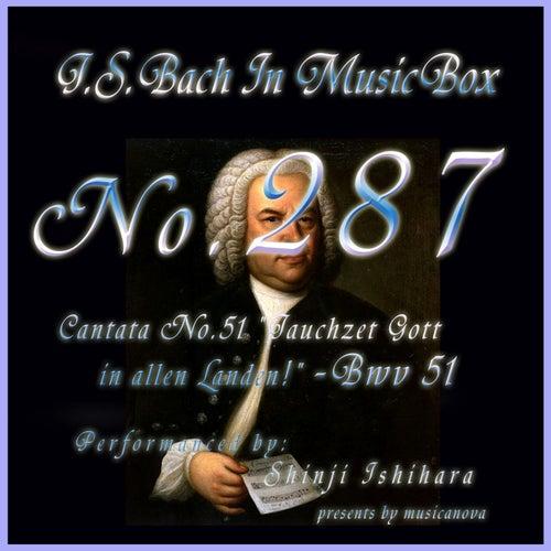 Cantata No. 51, ''Jauchzet Gott in allen Landen!'', BWV 51 by Shinji Ishihara