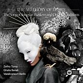 The Allegory Of Desire - The Song of Songs in Western and Oriental Traditions von Zefiro Torna
