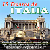 15 Tesoros de Italia by Various Artists