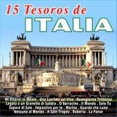 15 Tesoros de Italia von Various Artists