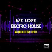We Love Electro House (Maximum Energy for DJ's) by Various Artists