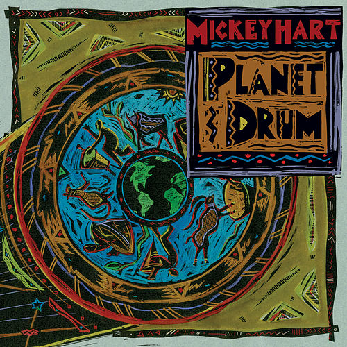 Sea Of Showers by Mickey Hart