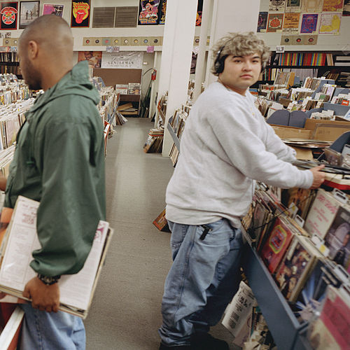 Stem / Long Stem by DJ Shadow