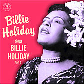 Sings Billie Holiday, Pt. 2 by George Gershwin