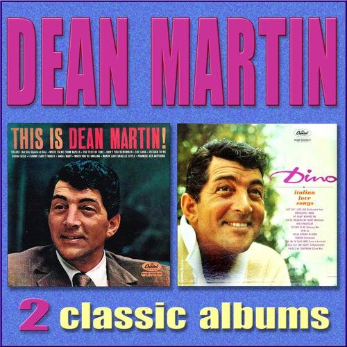 This Is Dean Martin / Dino - Italian Love Songs by Dean Martin