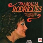 Amalia Rodrigues (DRG) by Amalia Rodrigues