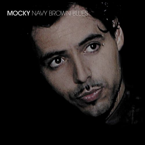 Navy Brown Blues by Mocky
