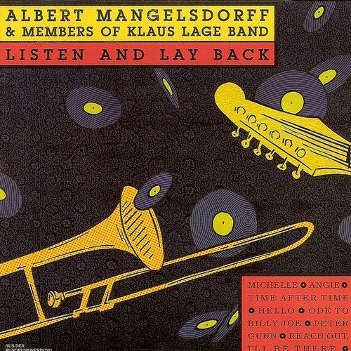 Listen and lay back by Albert Mangelsdorff