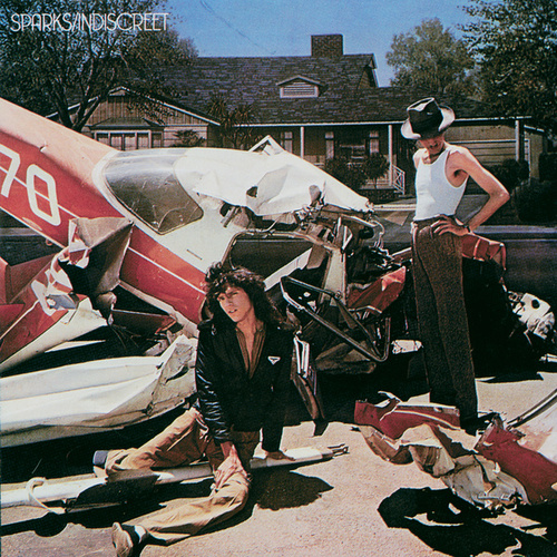 Indiscreet by Sparks