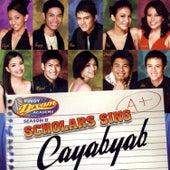PDA Season 2 Scholars Sing Cayabyab by Various Artists