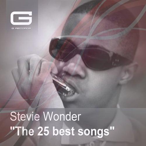 The 25 Best Songs von Stevie Wonder