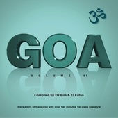 Goa, Vol. 61 by Various Artists