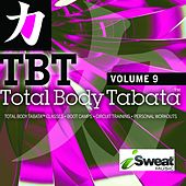 Total Body Tabata, Vol. 9 by iSweat Fitness Music