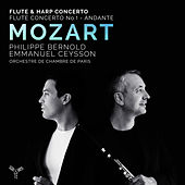 Mozart: Flute & Harp Concerto by Various Artists