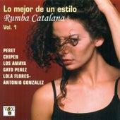 Lo Mejor de un Estilo. Rumba Catalana Vol. 1 by Various Artists