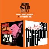 Swing, Swang, Swingin' + Let Freedom Ring by Jackie McLean