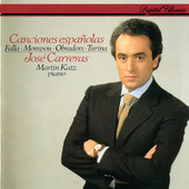 Canciones españolas von Martin Katz