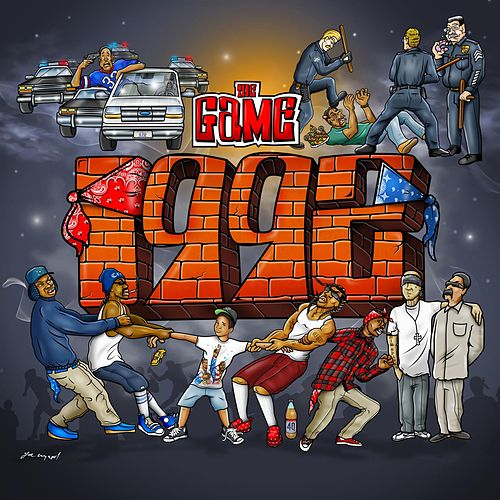 1992 (Bonus Track Edition) [Clean] by The Game