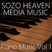 Piano Music, Vol. 1 by Sozo Heaven