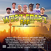 West Coast Rap by Various Artists