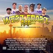 West Coast Rap by Various Artists