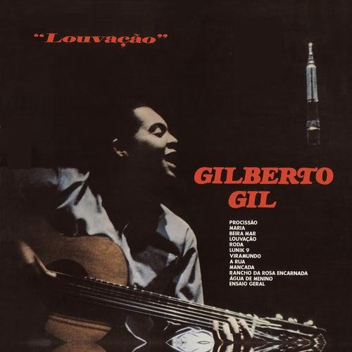 Louvação by Gilberto Gil