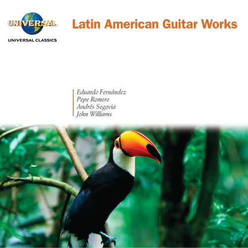 Latin American Guitar Works by Various Artists