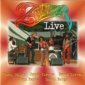 Zephyr Live at Art's Bar & Grill, May 2, 1973 by Zephyr