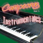 Campeonas Instrumentales, Vol. 3 by Various Artists