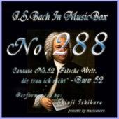 Cantata No. 52, ''Falsche Welt, dir trau ich nicht'', BWV 52 by Shinji Ishihara