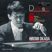 Debussy: 12 Etudes by Hiromi Okada