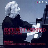 Last Concert by Edith Picht-Axenfeld