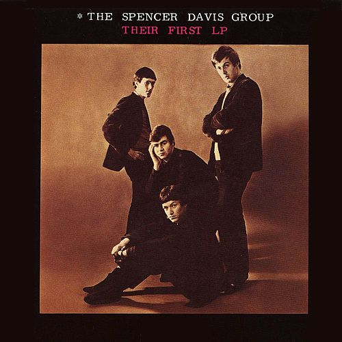 Their First LP by The Spencer Davis Group