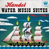 Handel - Water Music Suites by Linde Consort