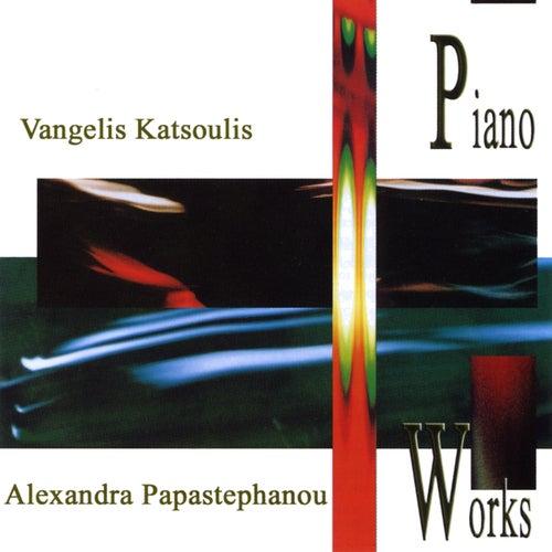 Piano works by Alexandra Papastephanou