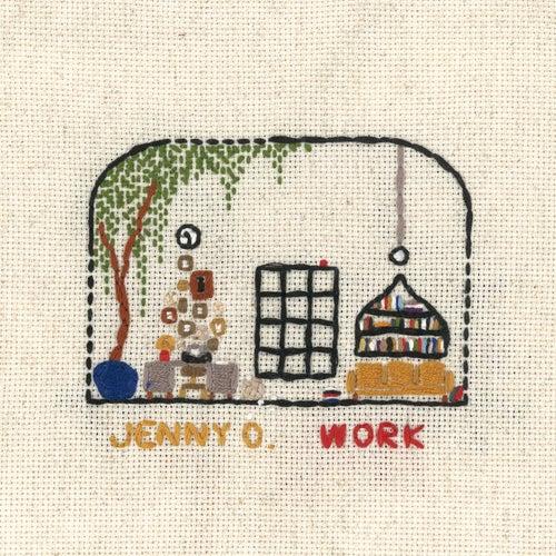 Work E.P. by Jenny O.