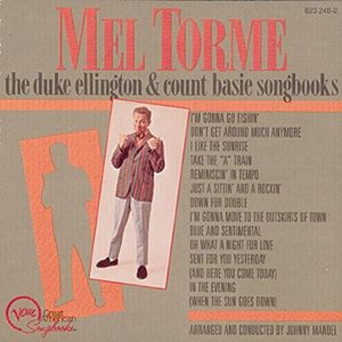 Duke Ellington & Count Basie Songbook by Mel Tormè