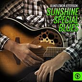 Blind Lemon Jefferson, Sunshine Special Blues, Vol. 1 by Blind Lemon Jefferson